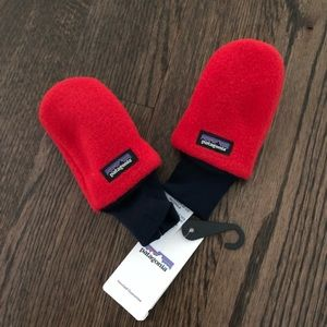 Patagonia Infant Mittens 3-6